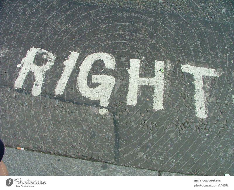Look right! Right Pedestrian crossing Transport Street Sign