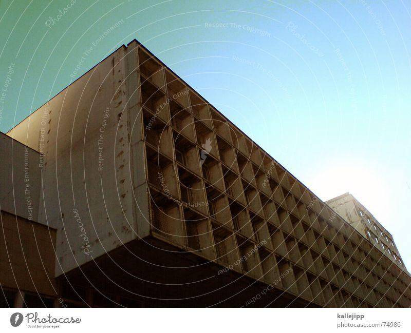 Sky House (Residential Structure) Berlin Wall (building) Facade Universe UFO Alexanderplatz Astronaut Ozone Cellphone camera