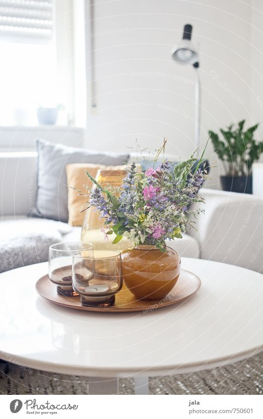 coffee table Living or residing Flat (apartment) Interior design Decoration Furniture Lamp Sofa Table Living room Plant Flower Vase Glass Cushion Esthetic