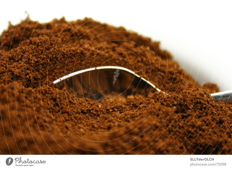 Coffee Gastronomy Strong Aromatic Character Spoon Wake up Powder Alert Coffee break Cardiovascular system Cutlery Bitter Heart attack