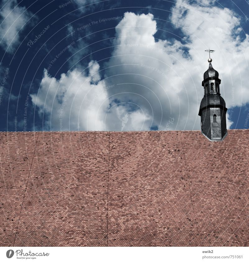 Sky Clouds Environment Architecture Building Germany Above Horizon Tall Large Church Simple Beautiful weather Roof Hope Target