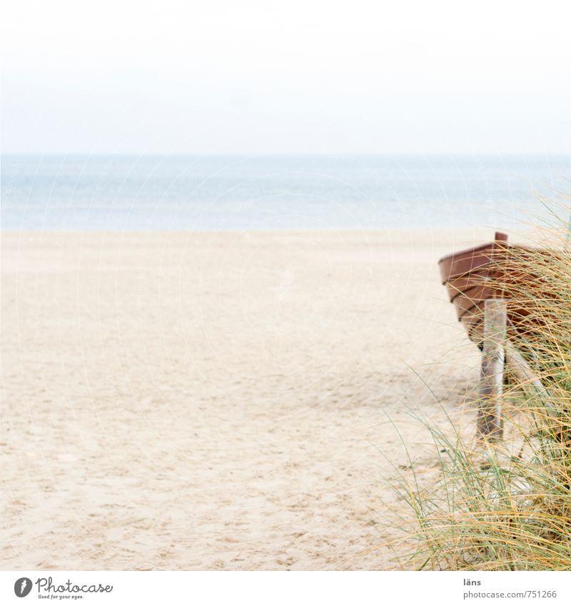 existence Calm Beach Ocean Sand Sky Baltic Sea Watercraft Free Serene Wanderlust Deserted