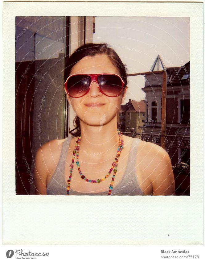is the maso III Summer Backward Room Balcony Eyeglasses Weekend Human being Moody come moni Door Open Repeating
