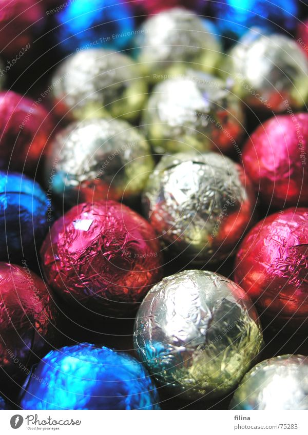 Blue Christmas & Advent Red Joy Winter Warmth Background picture Happy Feasts & Celebrations Moody Gold To enjoy Gastronomy Delicious Candy Sphere