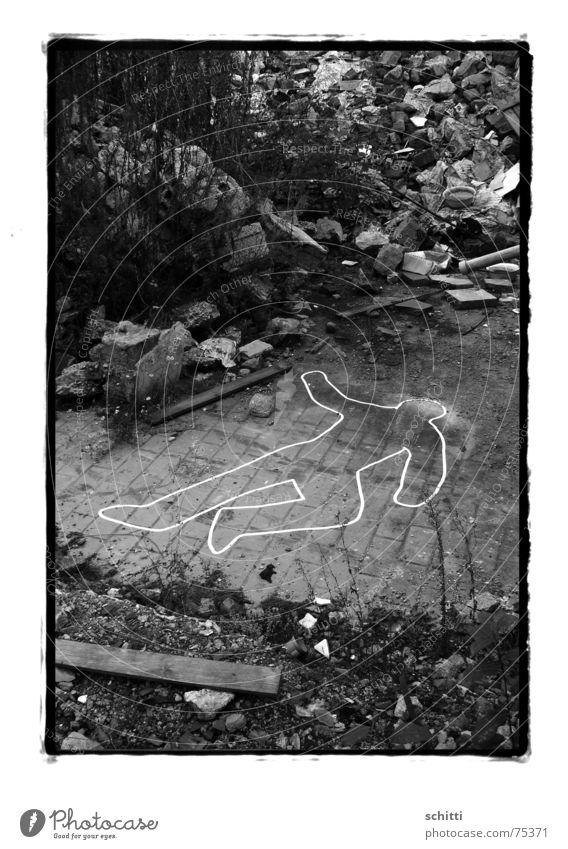 Death Corpse Criminality Murder Crime scene