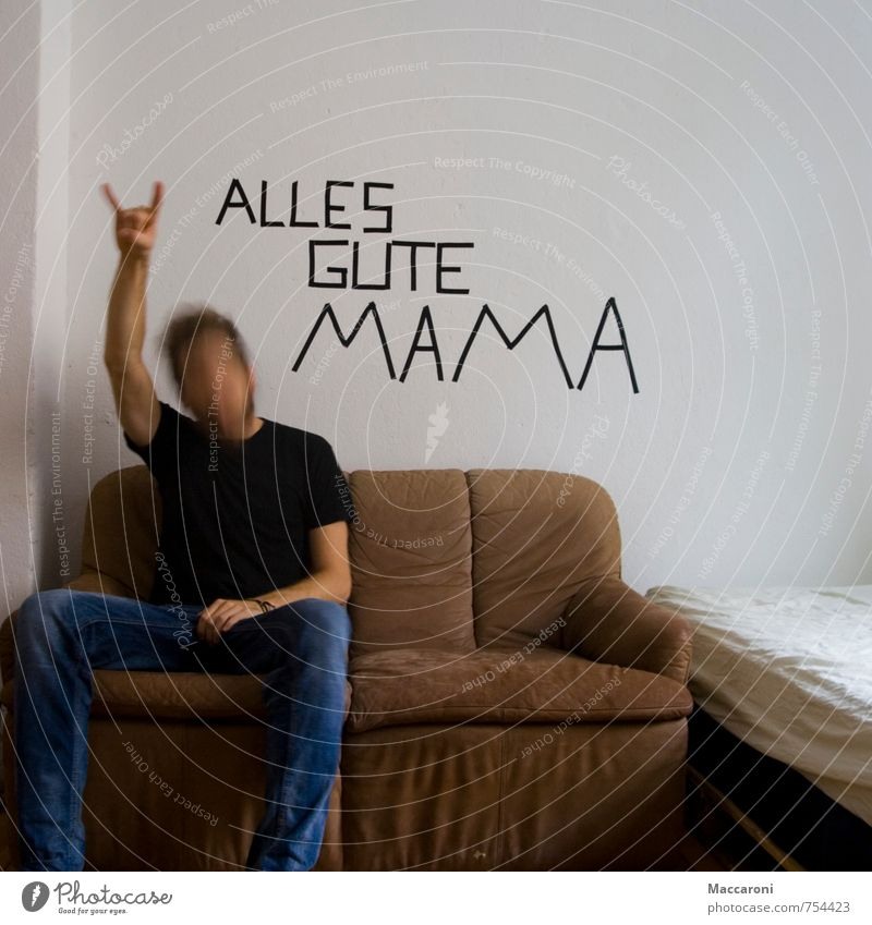 Let's fetz Alte ;) Sofa Party Feasts & Celebrations Dance Masculine 1 Human being 18 - 30 years Youth (Young adults) Adults Brunette Movement Communicate