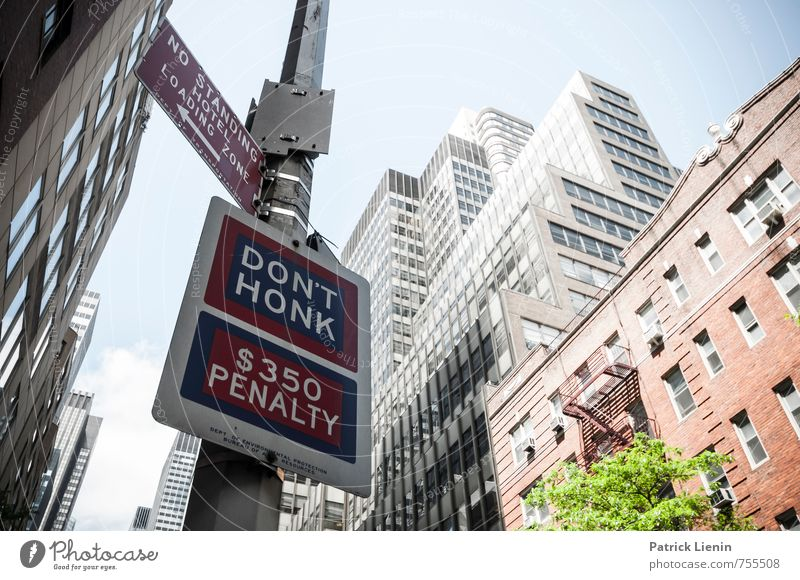 City Street Architecture Building Transport Signs and labeling Threat Communicate USA Manmade structures Discover Bank building Skyline Traffic infrastructure