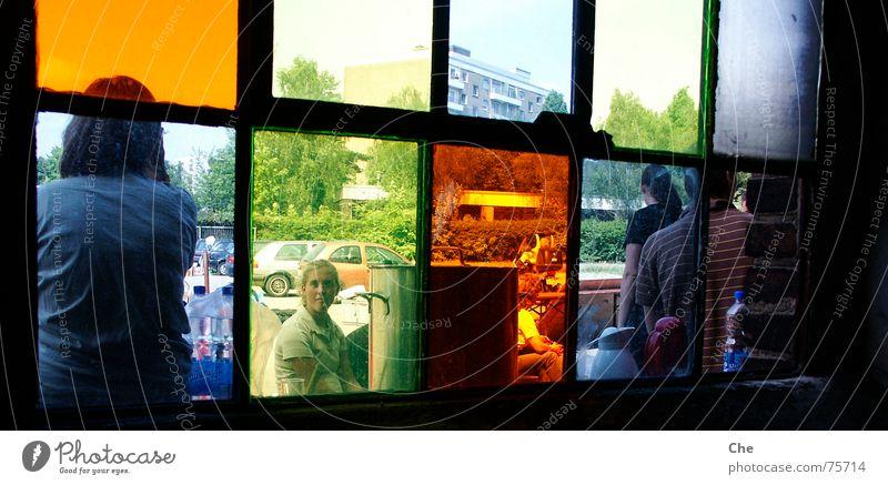 Human being Old Summer Dark Window Car Dirty Glass Happiness Factory Derelict Hide Fatigue Boredom Bottle North Rhine-Westphalia