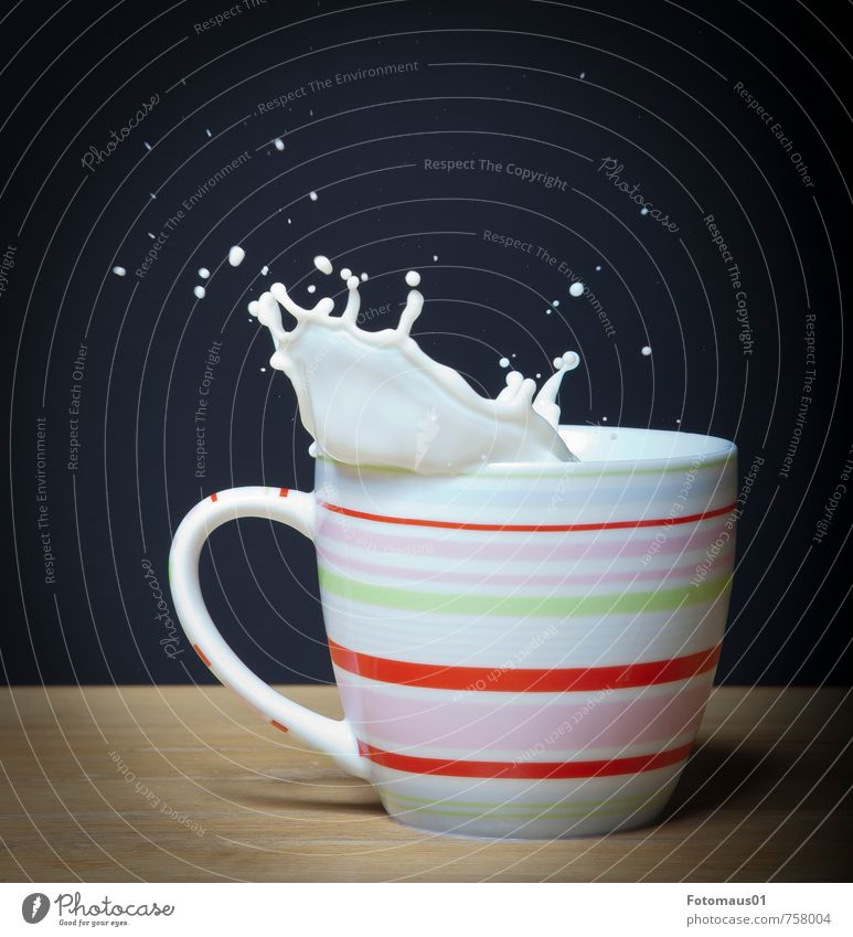 White Red Joy Black Life Movement Brown Pink Wet Beverage Drop Cup Euphoria Dynamics Milk Dynamism