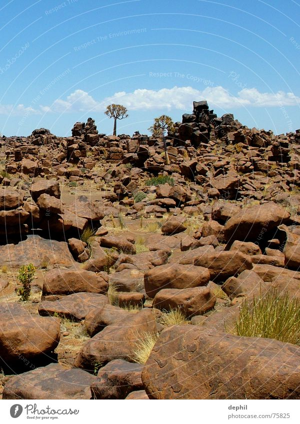 Nature Vacation & Travel Stone Landscape Rock Africa Hill Namibia