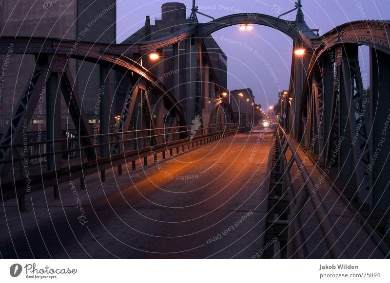 Old Red Calm Loneliness Fresh Bridge Soft Clarity Lantern Indulgent