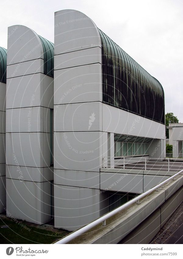 Bauhaus Archive 1979 Architecture Berlin Modern Gropius