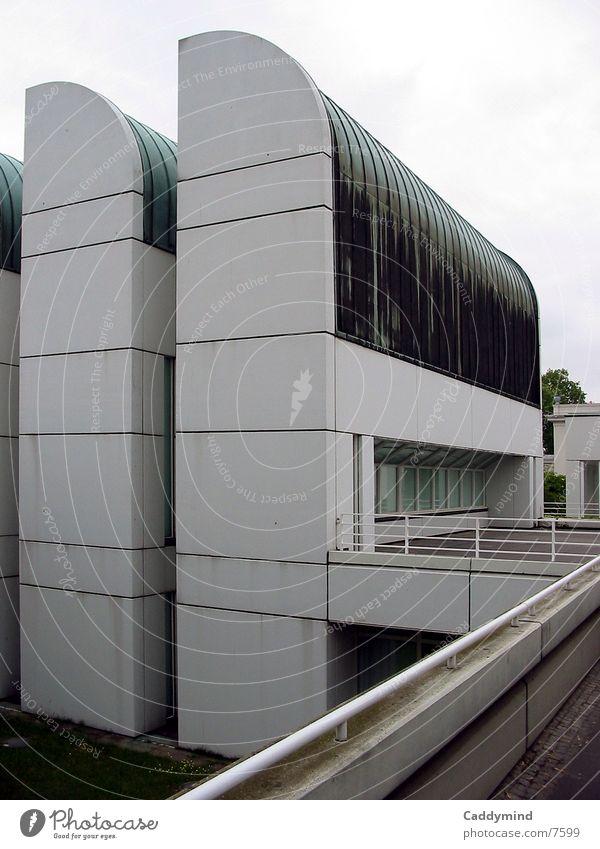 Berlin Architecture Modern Bauhaus 1979