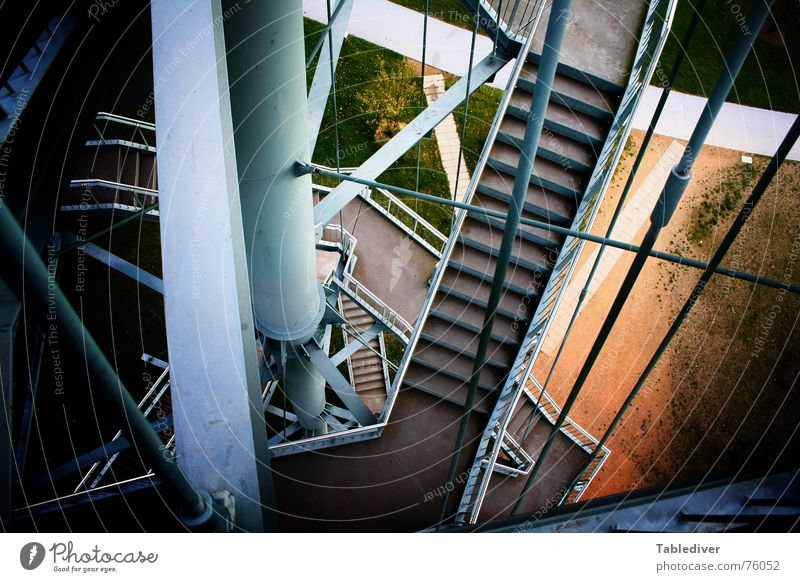 __________________________________ I (Enter title yourself) Iron Construction Babylon Stairs Tower Maze Industrial Photography Metal Architecture