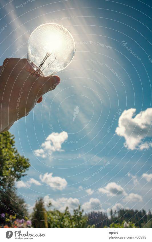 Renewable Energy Technology Energy industry Renewable energy Solar Power Nature Landscape Sky Sun Sunlight Garden Electric bulb Discover Illuminate Advancement