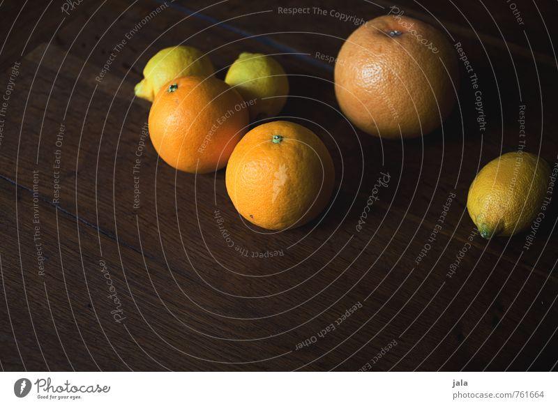 Natural Healthy Food Fruit Orange Fresh Nutrition Delicious Organic produce Lemon Vegetarian diet Wooden table Citrus fruits Grapefruit