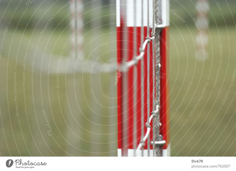 Green White Loneliness Red Calm Meadow Sports Grass Gray Line Metal Leisure and hobbies Bushes Wait Empty Soccer