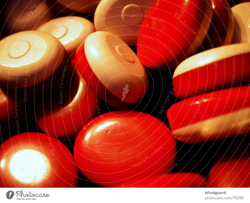 White Red Nutrition Sweet Candy Sense of taste