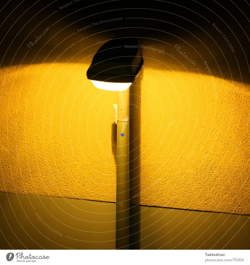 Winter Yellow Lamp Wall (building) Lantern Street lighting Flare