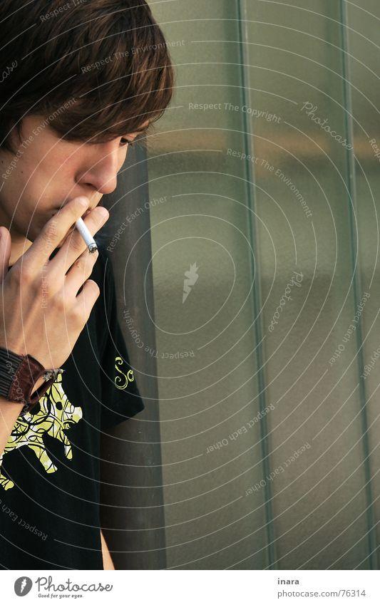 short break Break Man Cigarette Swine Green Smoke Industrial Photography price