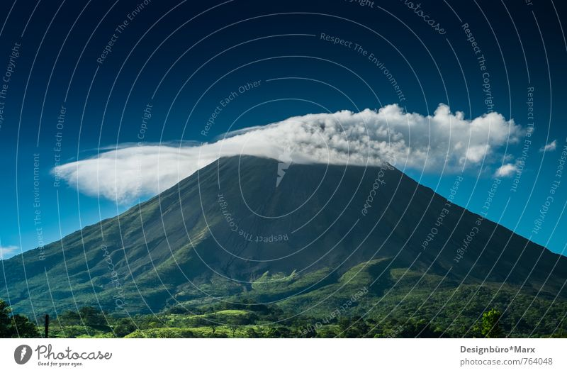 Sky Nature Landscape Clouds Environment Earth Elements Fire Adventure Exotic Virgin forest Tourist Attraction Concern Volcano