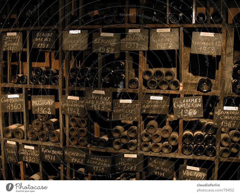 wine cellar Wine cellar Brown Burgundy Old Bottle crand cru