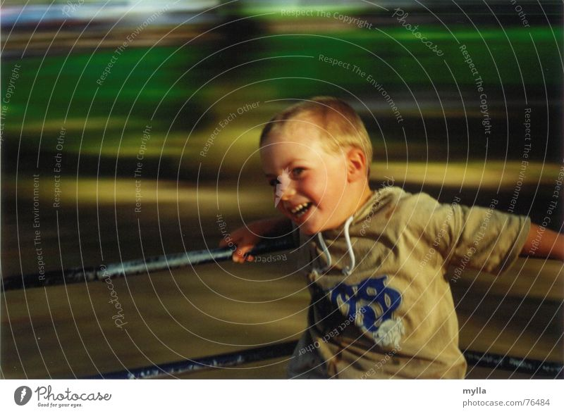 Child Joy Speed Alcohol-fueled Playground Gyroscope