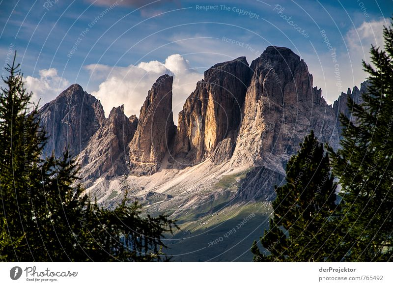 Spot on - Hike in the Dolomites continues Vacation & Travel Tourism Adventure Far-off places Freedom Mountain Hiking Environment Nature Landscape Plant Elements