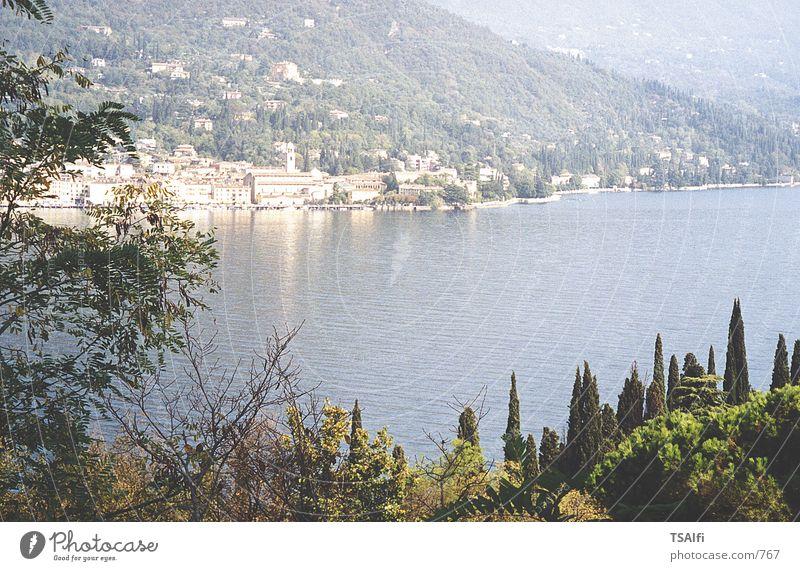 Lago di Garda RGB Lake Garda Italy