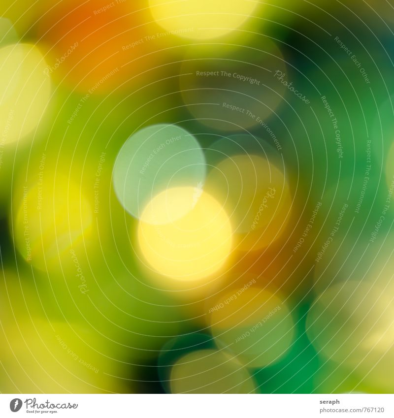 Spots Stage lighting Light Abstract Moody Blur Sphere twinkling Background picture Shallow depth of field Circle Colour Multicoloured Entertainment Fresh Glamor