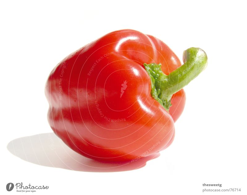 pepper pepper Colour photo Studio shot Isolated Image Neutral Background Artificial light Food Vegetable Nutrition Organic produce Vegetarian diet Healthy
