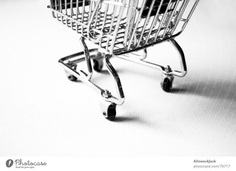Shopping transport vehicle (2) Shopping Trolley Store premises Supermarket Carriage Iron Basket Consumption Metal shopping cart Shopping basket