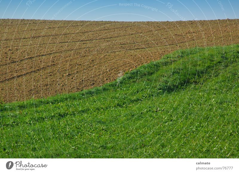 - agrarimpresions III- Field Meadow Hiking What Earth Sky Tracks Beautiful weather play of shapes walk for 1 Weather