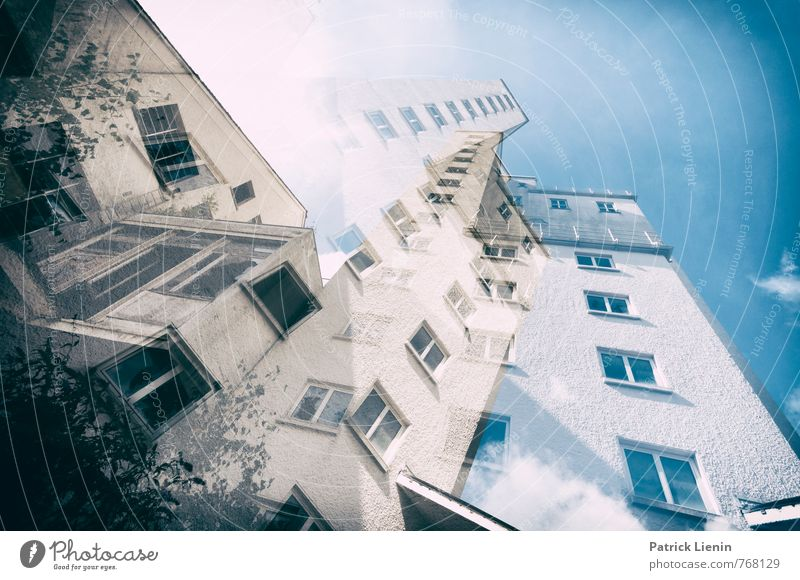 City Loneliness Window Environment Architecture Movement Building Freedom Weather Modern High-rise Perspective Communicate Climate Network Manmade structures