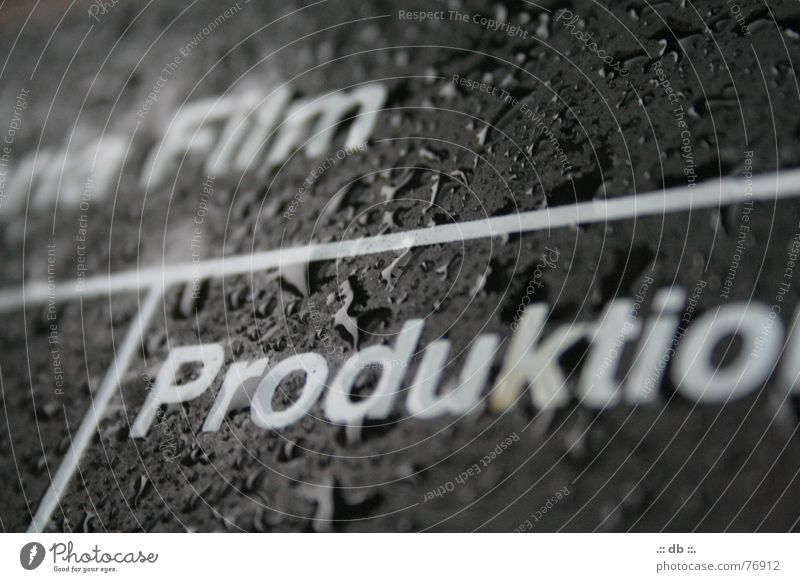 KLAPPE die ERSTE::. Direction Clapperboard Production Television Film production Film industry set