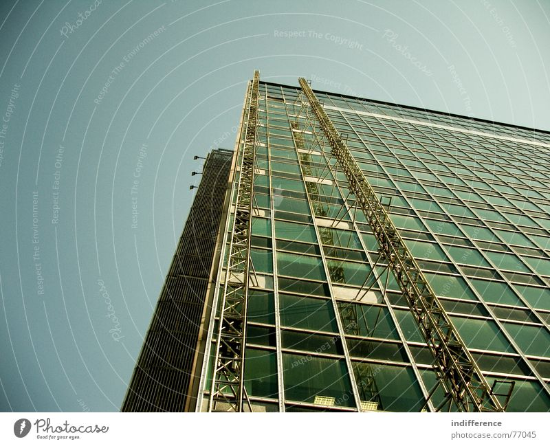 Eur Series detail *two* Italy High-rise building palace Euro architecture Skyline steel windows