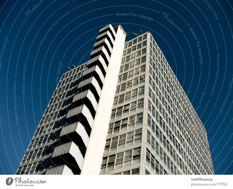"The Black Hole! ""view one"" High-rise Italy building palace Skyline architecture Euro windows finances"