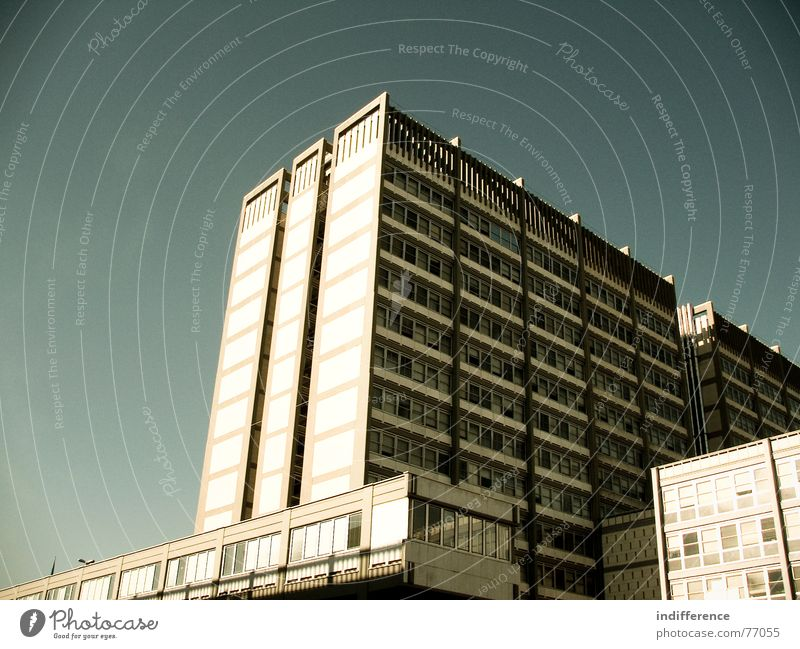 Sky High-rise Italy Skyline Euro