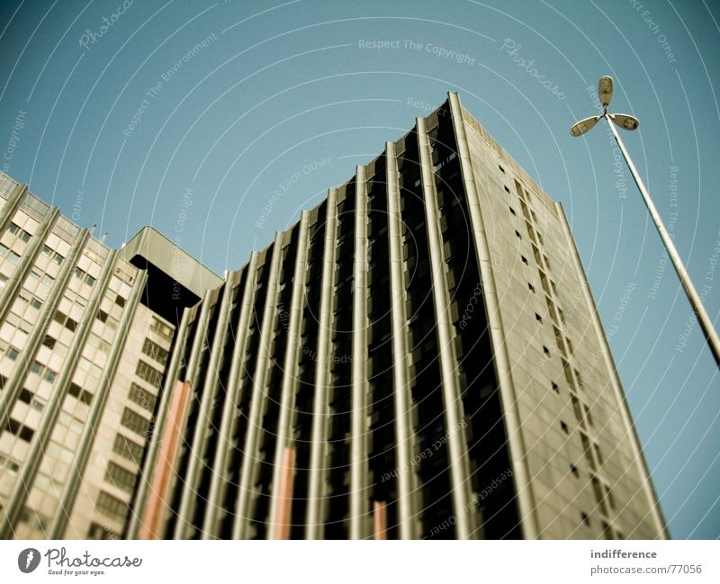 Eur District Italy High-rise building communication Skyline architecture windows steel