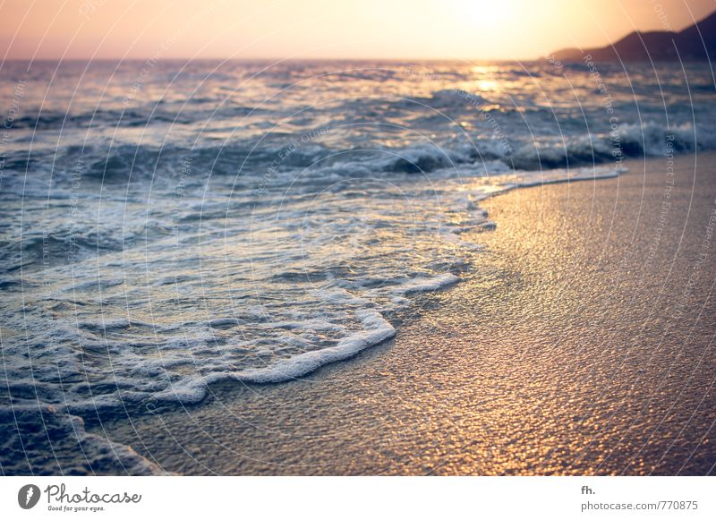 Sky Water Summer Ocean Relaxation Landscape Calm Beach Environment Warmth Life Coast Sand Horizon Waves Idyll