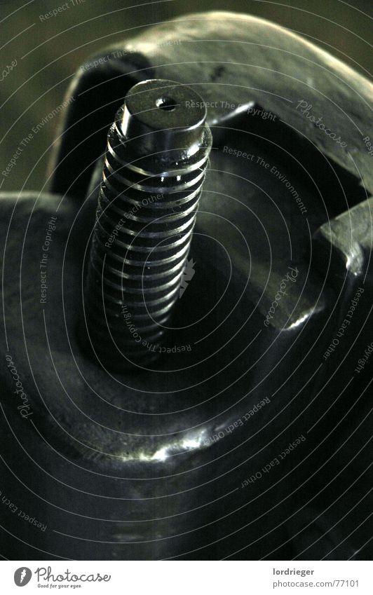 Black Cold Ice Power Metal Blaze Soft Steel Workshop Odor Tool Noble Fine Iron Screw Hard