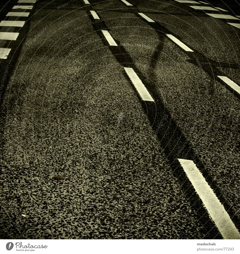 freeway Town Asphalt Gray Under Pedestrian Transport Gloomy Pattern Background picture Structures and shapes Square Graphic White Highway Style Street sign