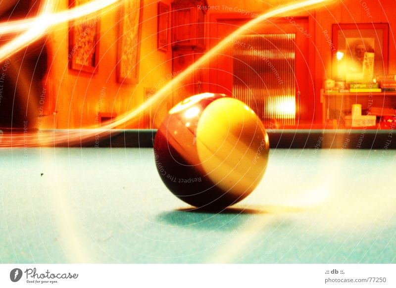 .:: BILLARD_flash ::. Pool (game) Stripe Table Light Playing Vacation & Travel Line Sporting event Rocket flare Bar Holiday season wipe strip chart recorder