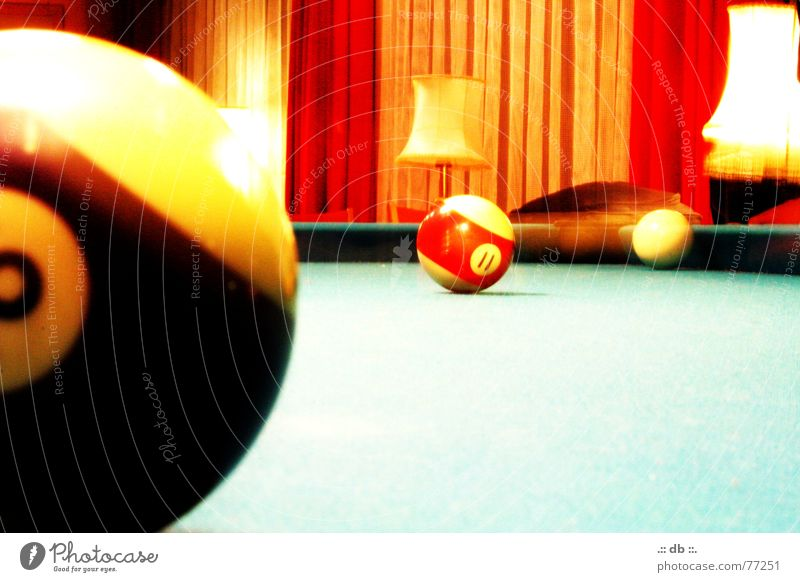 Red Lamp Orange Table Bar Image Sphere Pool (game) Queue Rocket flare