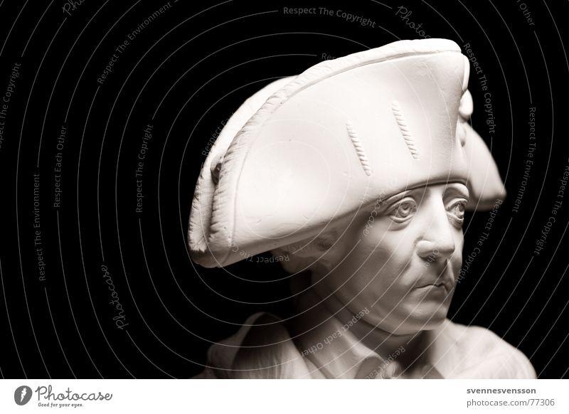 The boss of the janzen! Art Work of art Sculpture Glittering Friedrich Wilhelm IV. Aristocracy Bust Hohenzollern Brandenburg Grandeur Majesty Prussia King