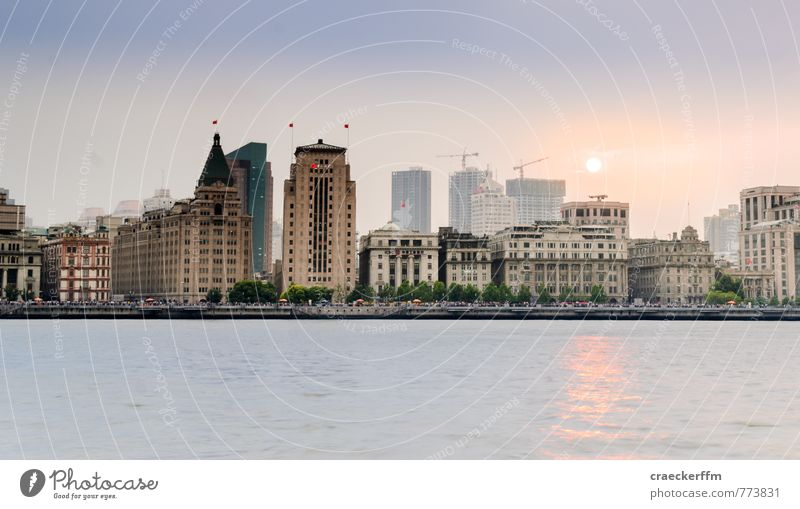 Vacation & Travel City Far-off places Exceptional Growth Tourism Authentic Esthetic Culture Bank building Skyline Wanderlust Downtown Tourist Attraction Luxury China