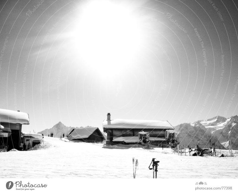 .:: WINTER_TAG ::. Vacation & Travel Switzerland Mountain Sun Snow Joy