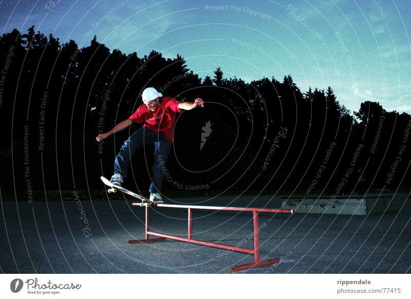 Sports Skateboarding