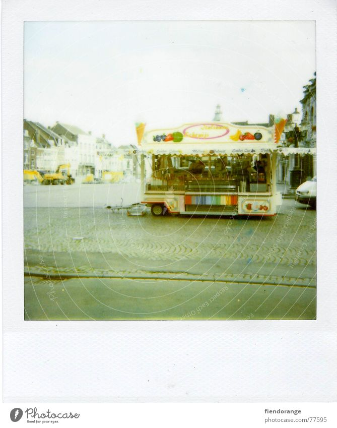 Sky Street Polaroid Retro Stand Appetite Candy Fairs & Carnivals Lust
