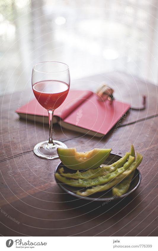 melon Food Fruit Melon Nutrition Picnic Finger food Beverage Cold drink Juice Plate Glass Flat (apartment) Interior design Table Wooden table Drape Window